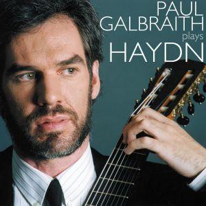 Galbraith Plays Haydn, Paul Galbraith