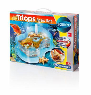 Galileo Basis-Set Triops