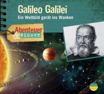 Galileo Galilei, Audio-CD, Michael Wehrhan