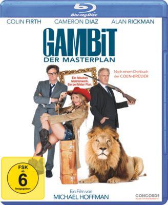 Gambit - Der Masterplan, Colin Firth, Cameron Diaz