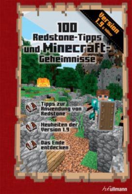 Game Guides: 100 Redstone Tipps und Minecraft Geheimnisse, Stéphane Pilet