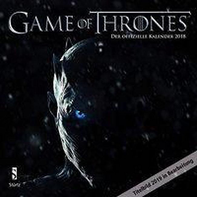 Game Of Thrones 2019 Kalender Günstig Bei Weltbild De Bestellen