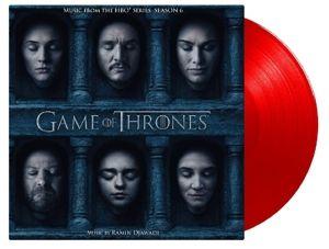 Game Of Thrones 6 (Ltd Tour Edition/Rotes Vinyl), Diverse Interpreten