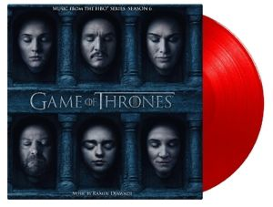 Game Of Thrones 6 (Ltd Tour Edition/Rotes Vinyl), Diverse Interpreten