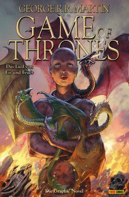 Game of Thrones - Das Lied von Eis und Feuer, Bd. 4, Daniel Abraham, George R. R. Martin