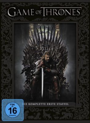 Game of Thrones - Staffel 1, George R. R. Martin