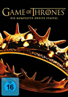 Game of Thrones - Staffel 2, George R. R. Martin
