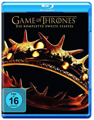 Game of Thrones - Staffel 2, David Benioff, George R. R. Martin, D. B. Weiss