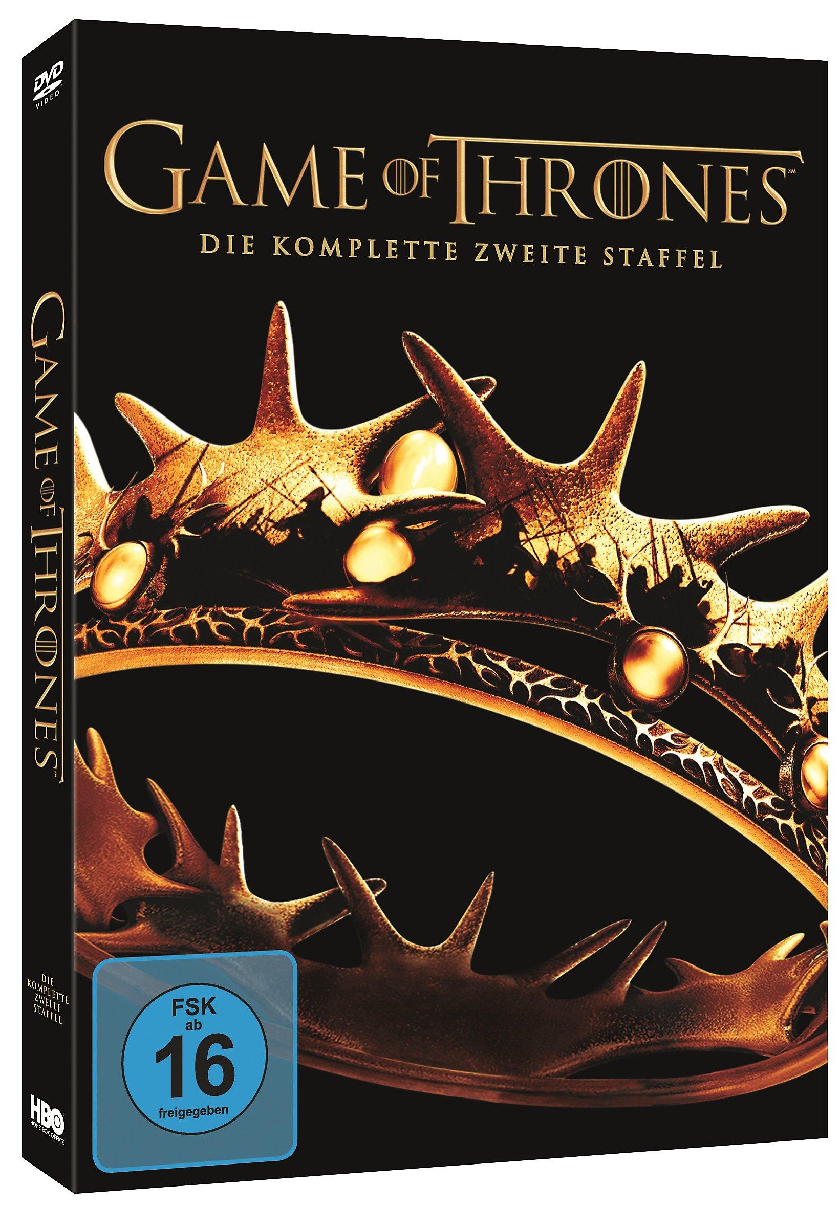 Game Of Thrones Staffel 2 Dvd Bei Weltbildde Bestellen