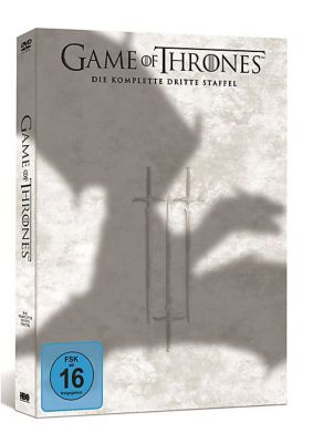 Game of Thrones - Staffel 3, George R. R. Martin