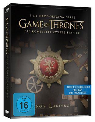 Game of Thrones: Staffel 3 - Steelbook