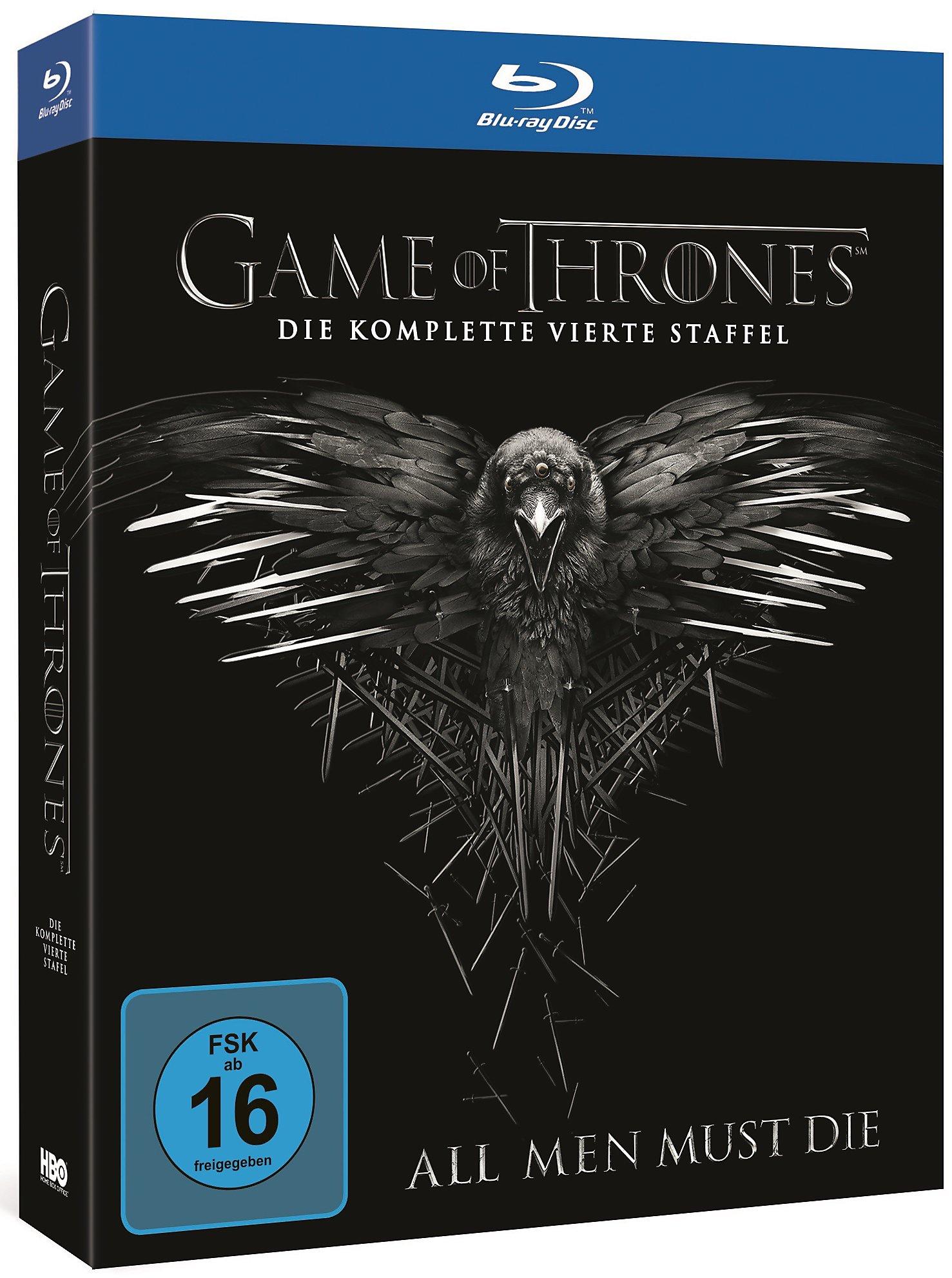 Game Of Thrones Staffel 4 Blu Ray Bei Weltbildde Kaufen