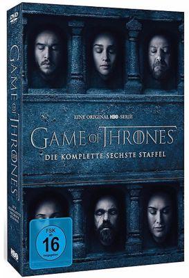 Game of Thrones - Staffel 6, George R. R. Martin