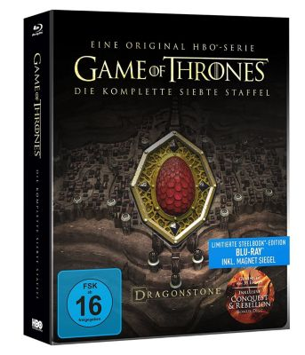 Game of Thrones: Staffel 7 - Steelbook