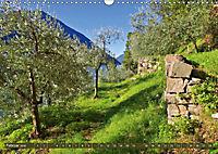 Gandria - Malerisches Fischerdorf am Luganer See (Wandkalender 2019 DIN A3 quer) - Produktdetailbild 2