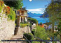 Gandria - Malerisches Fischerdorf am Luganer See (Wandkalender 2019 DIN A3 quer) - Produktdetailbild 10