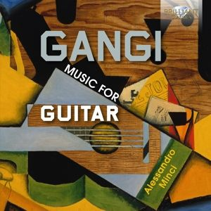 Gangi:Music For Guitar, Alessandro Minci