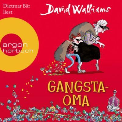 Gangsta-Oma (Ungekürzte Lesung mit Musik), David Walliams