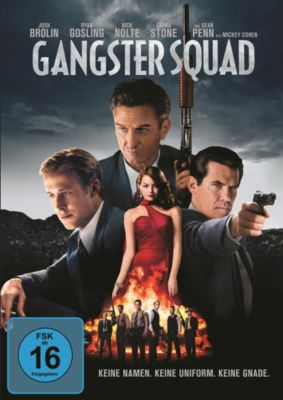 Gangster Squad, Paul Lieberman