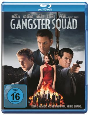 Gangster Squad Star Selection