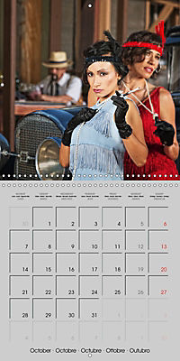 Gangsters and Outlaws of 20th Century (Wall Calendar 2019 300 × 300 mm Square) - Produktdetailbild 10