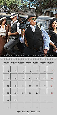 Gangsters and Outlaws of 20th Century (Wall Calendar 2019 300 × 300 mm Square) - Produktdetailbild 4