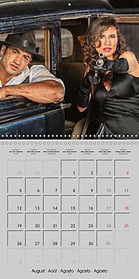 Gangsters and Outlaws of 20th Century (Wall Calendar 2019 300 × 300 mm Square) - Produktdetailbild 8