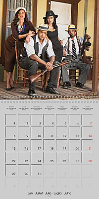 Gangsters and Outlaws of 20th Century (Wall Calendar 2019 300 × 300 mm Square) - Produktdetailbild 7