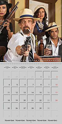 Gangsters and Outlaws of 20th Century (Wall Calendar 2019 300 × 300 mm Square) - Produktdetailbild 11