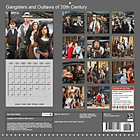 Gangsters and Outlaws of 20th Century (Wall Calendar 2019 300 × 300 mm Square) - Produktdetailbild 13