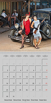 Gangsters and Outlaws of 20th Century (Wall Calendar 2019 300 × 300 mm Square) - Produktdetailbild 12