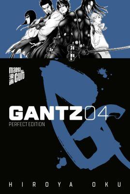 Gantz - Hiroya Oku |