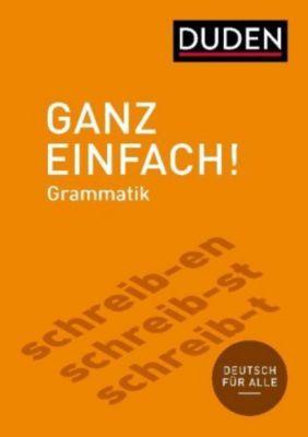 Ganz einfach! Grammatik, Dudenredaktion