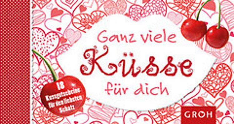 Ganz viele Küsse für dich, Gutscheinbuch Buch - Weltbild.ch