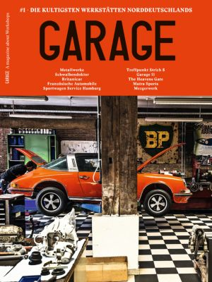 Garage, Thomas Duffé, Corinna Connelly