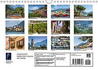 GARDASEE Idyllisches Limone sul Garda (Wandkalender 2018 DIN A4 quer) Dieser erfolgreiche Kalender wurde dieses Jahr mit - Produktdetailbild 13