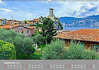 Gardasee - lago di Garda by Sascha Ferrari (Wandkalender 2019 DIN A2 quer) - Produktdetailbild 5