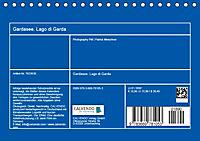 Gardasee. Lago di Garda (Tischkalender 2019 DIN A5 quer) - Produktdetailbild 13
