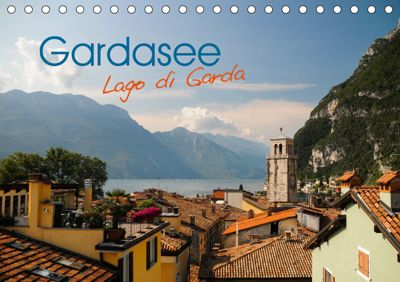 Gardasee. Lago di Garda (Tischkalender 2019 DIN A5 quer), Photography PM Patrick Meischner, Patrick Meischner