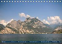 Gardasee. Lago di Garda (Tischkalender 2019 DIN A5 quer) - Produktdetailbild 5