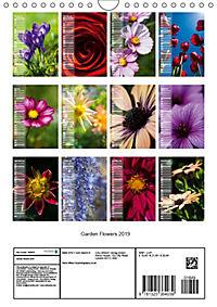Garden Flowers 2019 (Wall Calendar 2019 DIN A4 Portrait) - Produktdetailbild 13