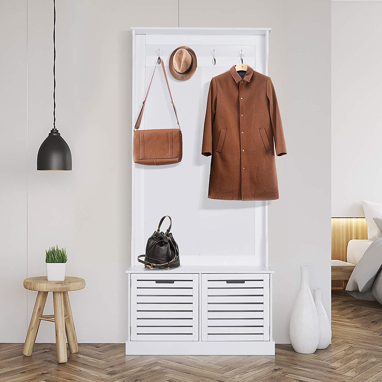 Garderobe Mit Sitzbank Jetzt Bei Weltbildde Bestellen