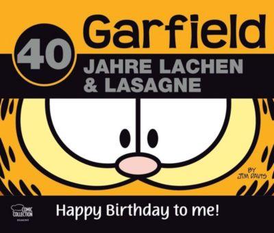 Garfield - 40 Jahre Lachen & Lasagne, Jim Davis