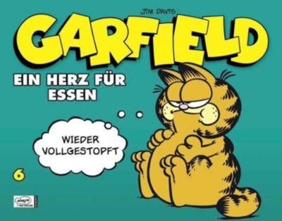 Garfield Band 6: Ein Herz für Essen, Jim Davis