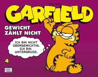 Garfield - Gewicht zählt nicht, Jim Davis