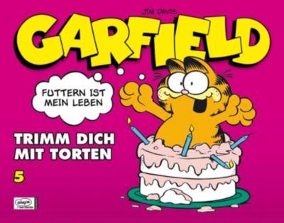 Garfield - Trimm dich mit Torten, Jim Davis