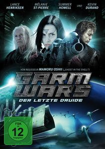 Garm Wars - Der letzte Druide, Geoffrey Gunn, Mamoru Oshii