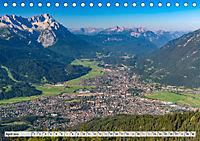 Garmisch-Partenkirchen - Zentrum des Werdenfelser Landes (Tischkalender 2019 DIN A5 quer) - Produktdetailbild 4