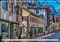 Garmisch-Partenkirchen - Zentrum des Werdenfelser Landes (Tischkalender 2019 DIN A5 quer) - Produktdetailbild 11