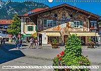 Garmisch-Partenkirchen - Zentrum des Werdenfelser Landes (Wandkalender 2019 DIN A3 quer) - Produktdetailbild 9